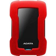"""ADATA HD330 HDD 2TB 2.5"""" piros - Külső merevlemez"""