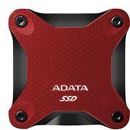 ADATA SD600Q SSD 240GB, piros - Külső merevlemez