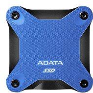 ADATA SD600Q SSD 480GB, kék - Külső merevlemez