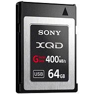 Sony XQD G Series 64 GB - Memóriakártya