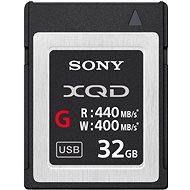 Sony XQD 32GB - Memóriakártya