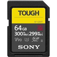 Sony Tough Professional SDXC 64 GB - Memóriakártya