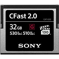 SONY G SERIES CFAST 2.0 32GB - Memóriakártya