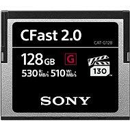 SONY G SERIES CFAST 2.0 128GB - Memóriakártya