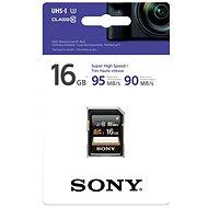 Sony SDHC 16GB Class 10 Pro - Memóriakártya