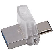 Kingston DataTraveler MicroDuo 3C 128GB - Pendrive