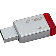 Pendrive Kingston DataTraveler 50 32GB - Flash disk