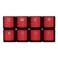 HyperX FPS és MOBA Gaming Keycaps Red - Tartozék