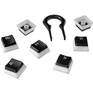HyperX Pudding Keycaps Full Key Set, black