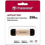 Transcend Speed Drive JF930C 256GB - Pendrive