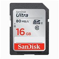 SanDisk SDHC Ultra Lite 16 GB - Memóriakártya