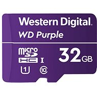 WD Purple MicroSDXC 128GB UHS-I U1 - Memóriakártya