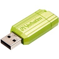 Verbatim Store 'n' Go PinStripe 16GB, eukaliptusz zöld - Pendrive