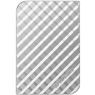 """VERBATIM Store 'n' Go 2.5"""" GEN2 4TB, ezüst - Külső merevlemez"""