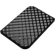 "VERBATIM Store 'n' Go Portable SSD 2.5"" USB 3.2 GEN1 256GB - fekete - Külső merevlemez"