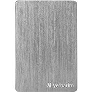 VERBATIM Store´n´ Go ALU Slim 1TB, asztroszürke - Külső merevlemez