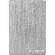 VERBATIM Store´n´ Go ALU Slim 1TB, ezüst - Külső merevlemez
