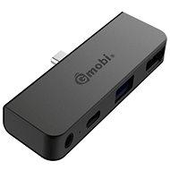 Gmobi USB-C Hub GN39E Black - USB Hub