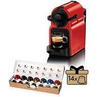 NESPRESSO Krups Inissia XN100510, piros - Kapszulás kávéfőző