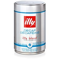 ILLY Decaffeinated, szemes, 250g - Kávé