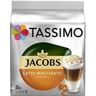 TASSIMO Jacobs Krönung Latte Macchiato karamell 8 adag - Kávékapszulák