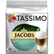TASSIMO Jacobs Krönung Latte Macchiato Less Sweet 236g - Kávékapszulák