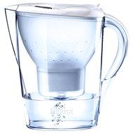 BRITA Marella Cool Memo vízszűrő kancsó, fehér - Vízszűrő kancsó