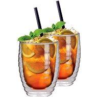Maxxo Termo üvegpohár Ice Tea - Pohárkészlet
