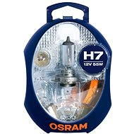 OSRAM autóizzó szett H7/12V - Izzókészlet