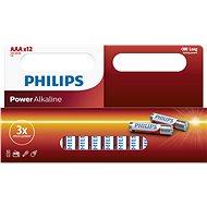 Philips LR03P12W 12db-os csomagolásban - Eldobható elem