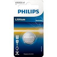 Philips CR2025, 1 darab / csomag - Gombelem
