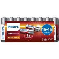 Philips LR6P32FV / 10, 32 darabos csomagolás - Akkumulátor