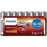 Philips LR03P32FV/10, 32 darabos csomagolás - Akkumulátor