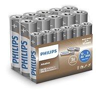 Akkumulátor Philips LR036A16F/10, 10+6 db-os csomagolás