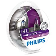PHILIPS H1 VisionPlus 2db - Autóizzó