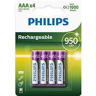 Philips R03B4A95, 4 darab a csomagban - Akkumulátor