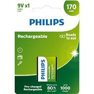 Philips 9VB1A17 1 db/csomag - Akkumulátor
