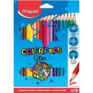 Maped Color Peps 18 szín, háromszög alak - Színes ceruzák