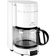 Braun KF 47/1 WH - Filteres kávéfőző
