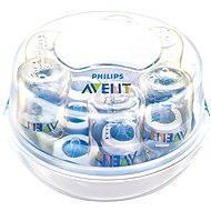 Philips AVENT sterilizátor mikrohullámú sütőbe - Üveg fertőtlenítő