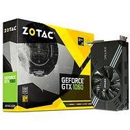 ZOTAC GeForce GTX 1060 Mini - Videokártya