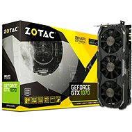ZOTAC GeForce GTX AMP Extreme 1070 - Videokártya