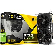 ZOTAC GeForce GTX 1070 Ti Mini - Videokártya