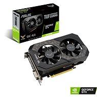 ASUS TUF GeForce GTX1650 SUPER O4G GAMING - Videokártya