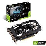 ASUS DUAL GeForce GTX1650 O4G - Videokártya