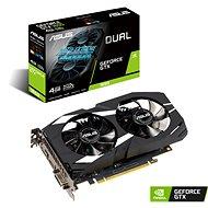 ASUS DUAL GeForce GTX1650 4G - Videokártya