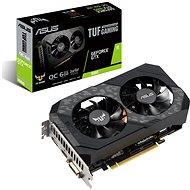 ASUS TUF GAMING GeForce GTX1660 O6G - Videokártya