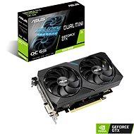 ASUS DUAL GeForce GTX 1660 SUPER O6G MINI - Videokártya