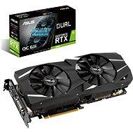 ASUS DUAL GeForce RTX2060 O6G - Videokártya