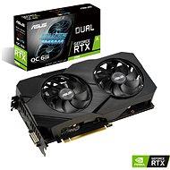 ASUS DUAL GeForce RTX2060 O6G EVO - Videokártya